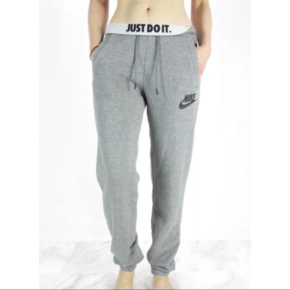 fashion styles huge sale release info on NIKE Gray Loose RALLY Sweatpants NWT XS NWT